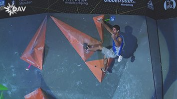 IFSC Boulder Worldcup Munich 2016 - Trailer